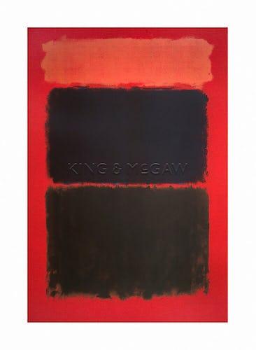 Light Red over Black, 1957