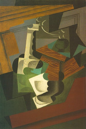 The Coffee Mill (Le moulin a cafe), 1916