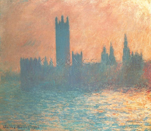 Houses of Parliament, 1903