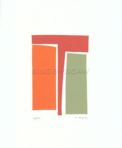 Space (serigraph)