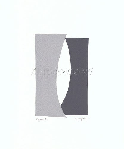 Echo I (serigraph)