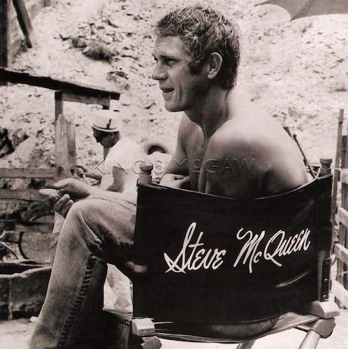 Steve McQueen, 1966