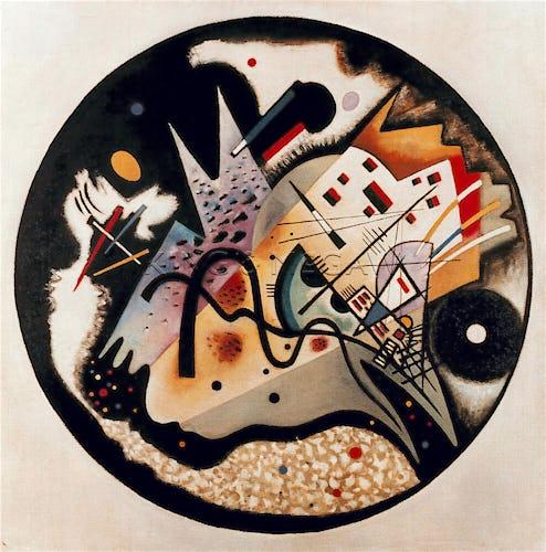 In the Black Circle, 1923 (Dans le Cercle Noir)