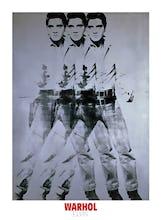 Elvis, 1963 (triple Elvis)