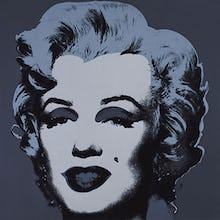 Marilyn Monroe (Marilyn), 1967 (black)