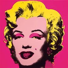 Marilyn Monroe (Marilyn), 1967 (hot pink)