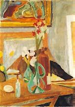 Flowers and Studio