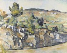 Hillside in Provence, c. 1886-90