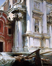 Church of St Stae, Venice