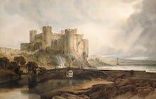 Conway Castle, c.1802