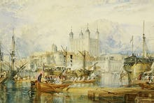The Tower Of London, c.1825