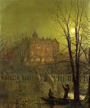 Under the Moonbeam, 1882