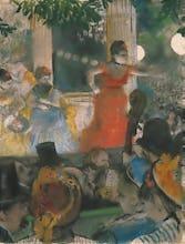 Cafe Concert at Les Ambassadeurs, 1876