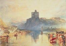 Norham Castle, 1824