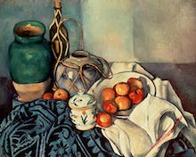 Still Life with Apples, 1893