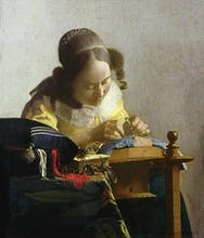 The Lacemaker, 1669