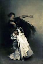 The Spanish Dancer study for 'El Jaleo', 1882