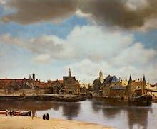 View of Delft, c.1660