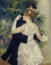 Dance in the City, 1883