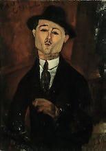 Portrait of Paul Guillaume