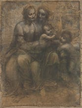 The Leonardo Cartoon