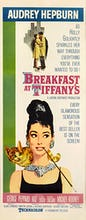 Breakfast at Tiffany's - Insert