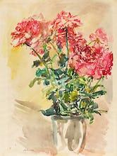 Flower Piece - Roses 1