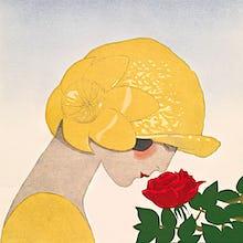 Le parfum de la rose (detail)