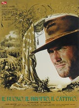 The Good The Bad and The Ugly (Italian) - Eastwood