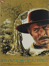 The Good The Bad and The Ugly (Italian) - Van Cleef