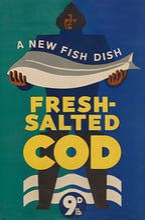 A New Fish Dish - Fresh-Salted Cod