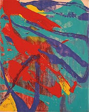 Abstract Painting, 1982