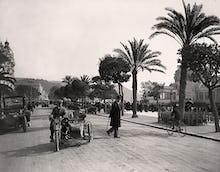 Arrival in Monte Carlo
