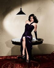 Ava Gardner (The Killers) 1946