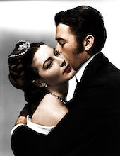Ava Gardner and Gregory Peck (The Great Sinner) 1949