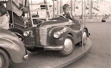 Battersea Fun Fair, July 1952