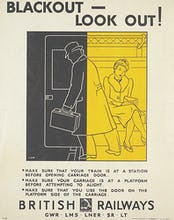 Blackout - Look Out! (British Railways)