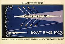 Boat Race, 1923