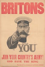 Britons - Join Your Country's Army!