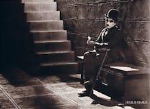 Charlie Chaplin - City Lights, 1931