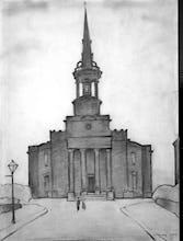 Christ Church, Salford, 1956