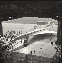Concorde roll out 2