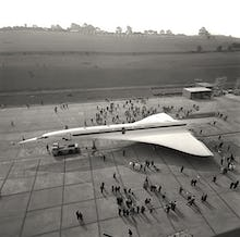 Concorde roll out 5