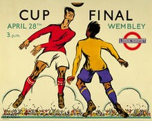 Cup Final, 1934