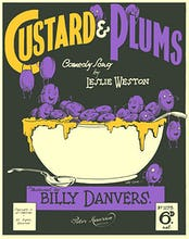 Custard & Plums
