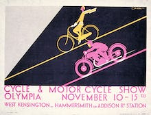 Cycle and Motor Cycle Show, 1930