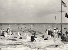 Dinghy Racing c.1930