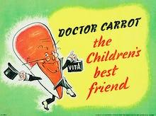 Doctor Carrot - the Children's Best Friend