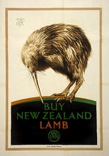 Empire Marketing Board - Buy New Zealand Lamb