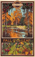 Fall of the leaf, 1933